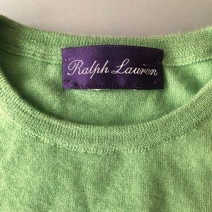 Ralph Lauren Purple Label Cashmere Sweater